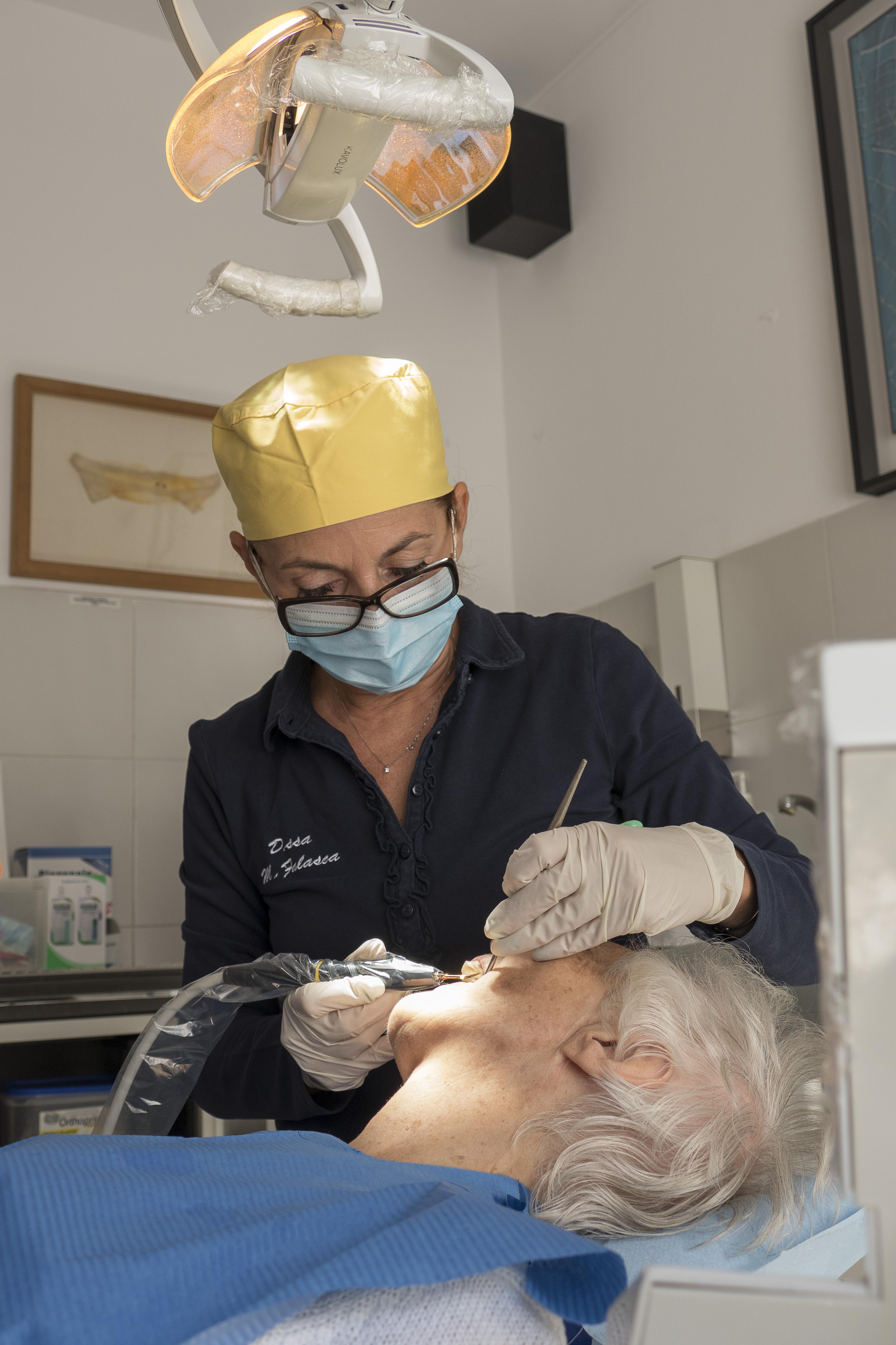 Igiene orale Milano Studio Gabelli